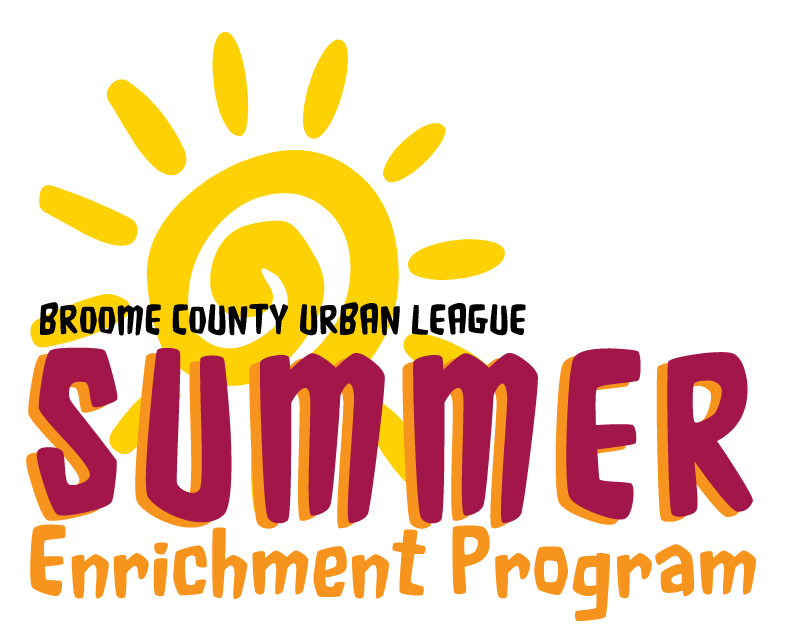Summer Enrichment Program colorful image