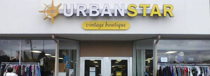 The Broome County Urban League's Urban Star Thrift Shop
